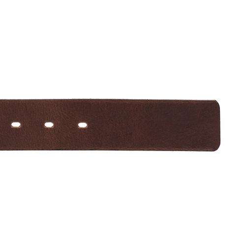 Cintura in pelle marrone bata, marrone, 954-3106 - 16