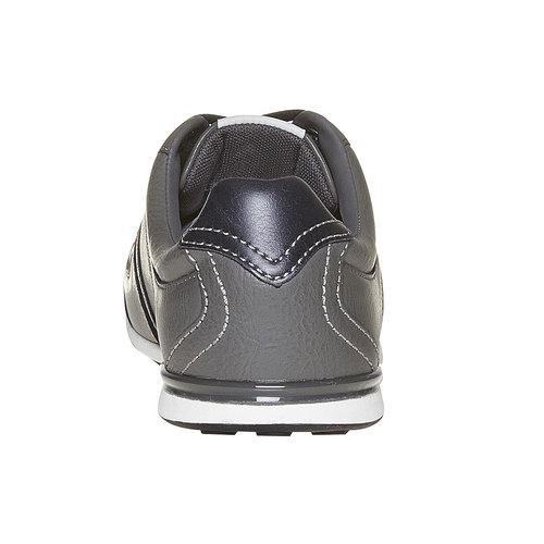 Sneakers informali da uomo levis, grigio, 841-2210 - 17