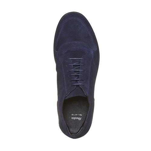 Sneakers alla caviglia bata, blu, 843-9207 - 19