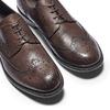 Scarpe basse Derby da uomo in pelle bata, marrone, 824-4429 - 19