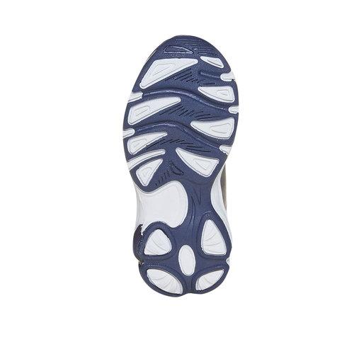 Sneakers da bambino con chiusure a velcro spiderman, viola, 211-9166 - 26