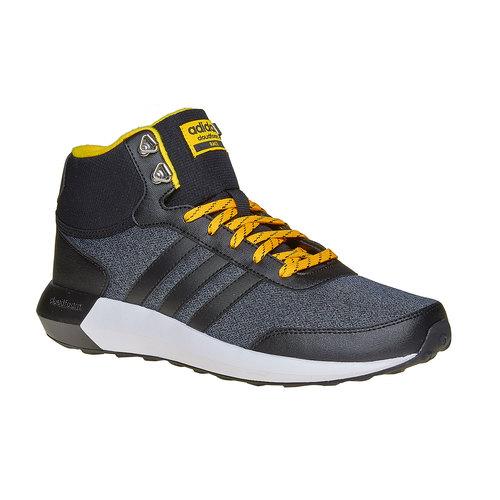 Sneakers Adidas alla caviglia adidas, nero, 809-6894 - 13