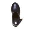 Stivali da bambina con glitter mini-b, nero, 391-6186 - 19