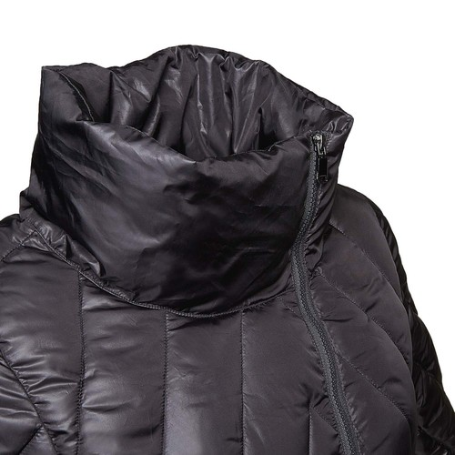 Giacca da donna con chiusura asimmetrica bata, nero, 979-6638 - 16