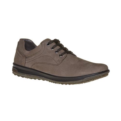 Sneakers informali da uomo bata, grigio, 846-2683 - 13
