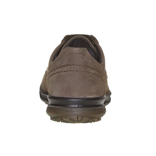 Sneakers informali da uomo bata, grigio, 846-2683 - 17