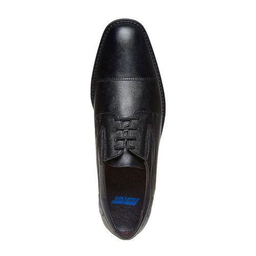 Scarpe da uomo in stile Derby, nero, 824-6682 - 19