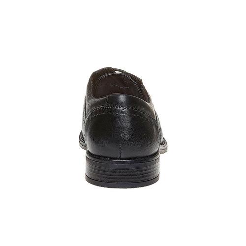 Scarpe da uomo in stile Derby, nero, 824-6682 - 17