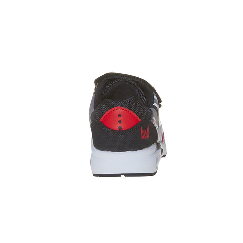 Sneakers da bambino, nero, 311-6227 - 17