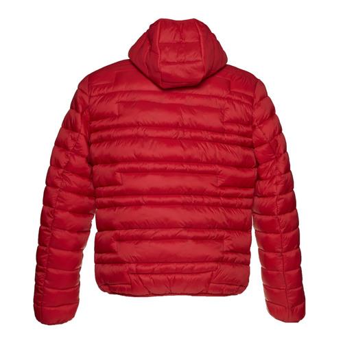Giacca da uomo con cappuccio bata, rosso, 979-5627 - 26