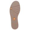 Scarpe in pelle da donna flexible, marrone, 593-3577 - 26