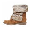 Stivali invernali da donna bata, marrone, 593-3992 - 19