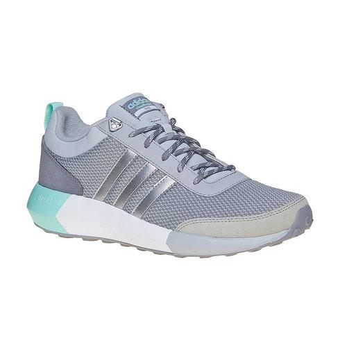 Sneakers da donna Adidas adidas, grigio, 509-2893 - 13