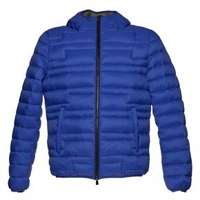Giacca da uomo con cappuccio bata, blu, 979-9627 - 13