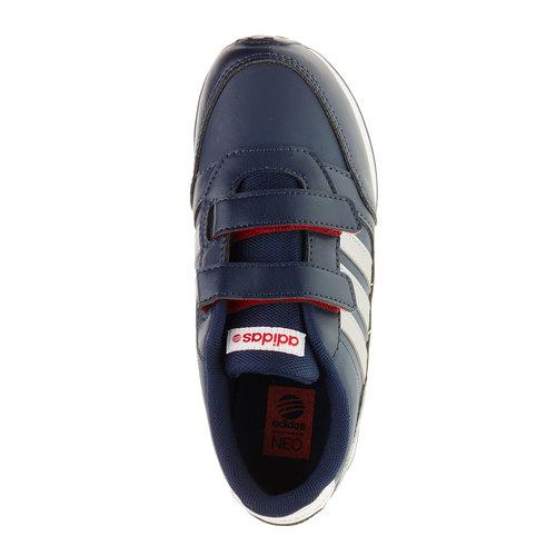 Scarpe bambini adidas, blu, 301-9237 - 19