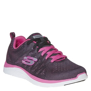 Sneakers sportive da donna skechers, rosso, 509-5353 - 13