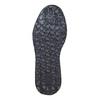 Sneakers in pelle alla caviglia bata, grigio, 843-2688 - 26