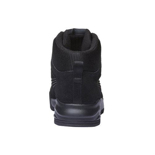 Calzatura  Sportiva Uomo puma, nero, 803-6316 - 17