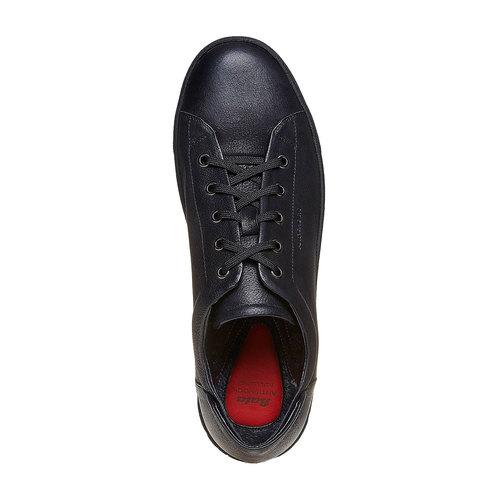 Sneakers informali da uomo bata, nero, 844-6199 - 19