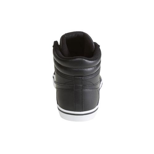 Sneakers da donna alla caviglia reebok, nero, 504-6111 - 17