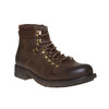 Scarpe da uomo sopra la caviglia, marrone, 891-4544 - 13