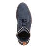Scarpe da uomo alla caviglia bata, viola, 893-9357 - 19