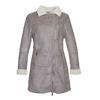Cappotto invernale da donna bata, grigio, 979-2442 - 13