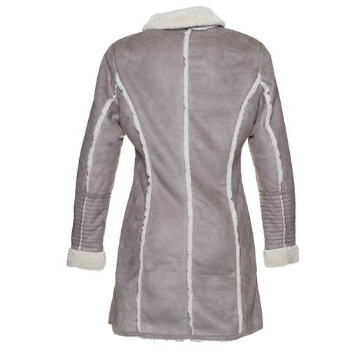 Cappotto invernale da donna bata, grigio, 979-2442 - 26