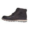 Scarpe di pelle alla caviglia bata, nero, 894-6271 - 19