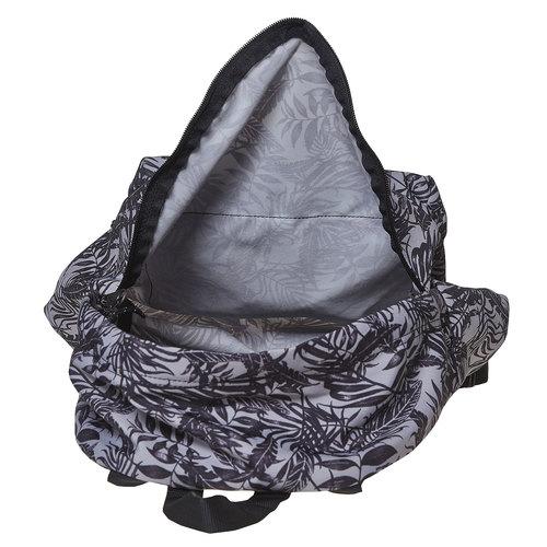 Zaino grigio con motivo eastpack, nero, 999-6649 - 15