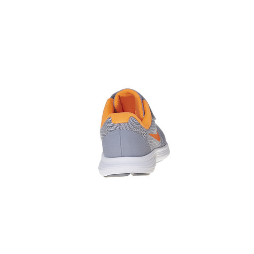 Sneakers da bambino nike, grigio, 309-2322 - 17
