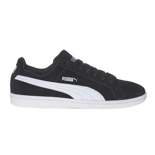 Sneakers da donna in pelle puma, nero, 503-6210 - 15