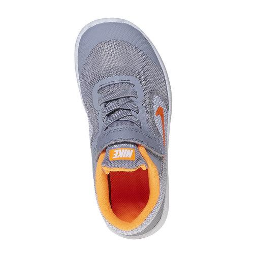 Sneakers da bambino nike, grigio, 109-2322 - 19