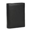 Portafoglio di pelle da donna bata, nero, 944-6163 - 13