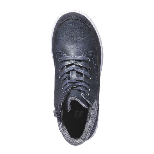 Sneakers colorate mini-b, blu, 391-9194 - 19