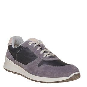 Sneakers grigie da uomo bata, grigio, 849-2692 - 13