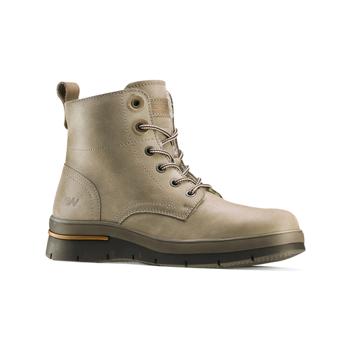 Scarpe alla caviglia con isolamento termico weinbrenner, grigio, 596-2108 - 13