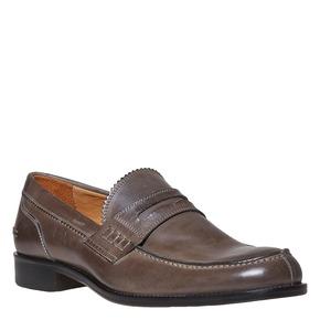 Calzatura uomo bata-the-shoemaker, grigio, 814-2160 - 13