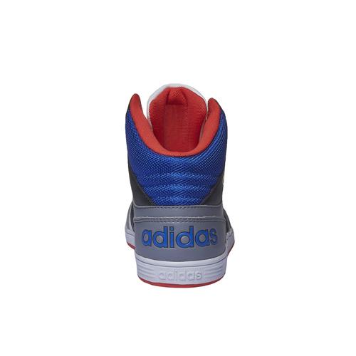Sneakers sportive da bambino alla caviglia adidas, 401-9204 - 17