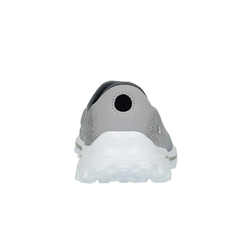 Slip-on sportive da donna skechers, grigio, 509-2708 - 17