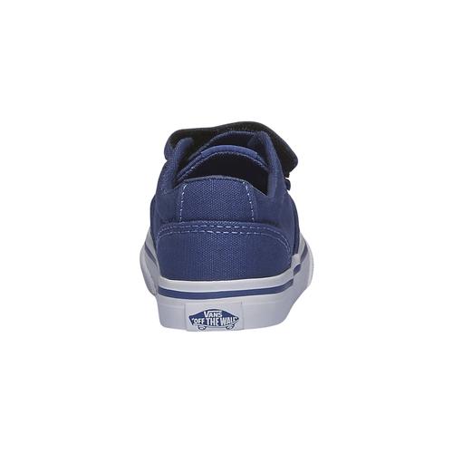 Sneakers da bambino con chiusura a velcro vans, viola, 189-9160 - 17