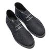 Scarpe alla caviglia in stile Chukka bata, grigio, 893-9275 - 19