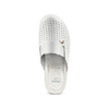 Slip-on in pelle da donna bata-comfit, bianco, 574-1805 - 17