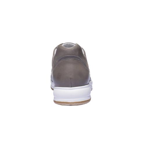 Scarpe sportive da uomo. bata, beige, 844-8144 - 17