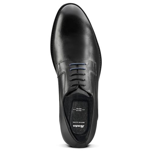 Scarpe stringate classiche da uomo bata, nero, 824-6874 - 17