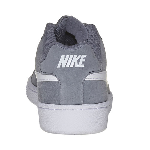 Sneakers da uomo in pelle nike, grigio, 803-2148 - 17