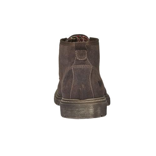 Scarpe scamosciate weinbrenner, marrone, 893-4113 - 17