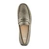 Mocassini in suede bata, grigio, 853-2180 - 17
