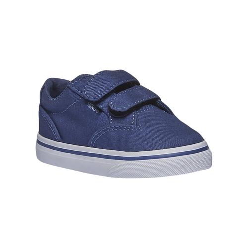 Sneakers da bambino con chiusura a velcro vans, viola, 189-9160 - 13