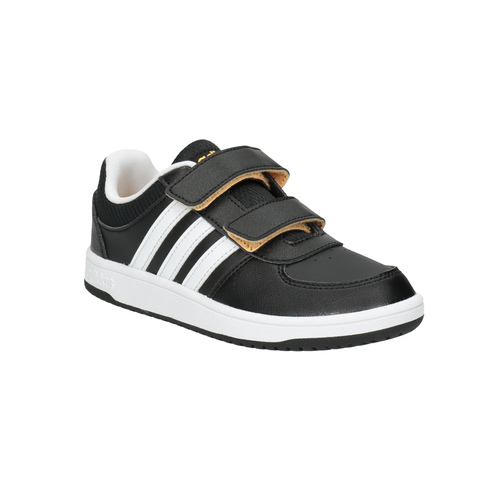 Sneakers da bambino con chiusure a velcro adidas, nero, 301-6167 - 13